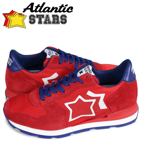 アトランティックスターズ Atlantic STARS アンタレス スニーカー メンズ ANTARES レッド RBR-14R [予約商品 3/27頃入荷予定 新入荷]