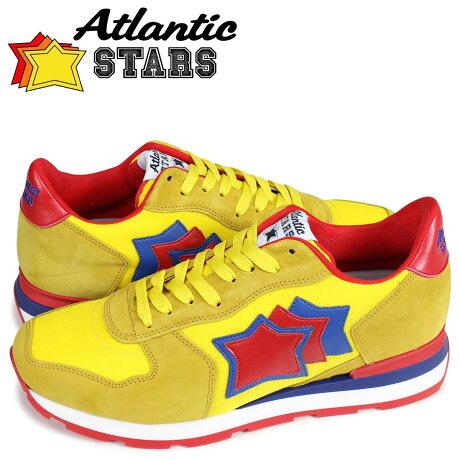アトランティックスターズ Atlantic STARS アンタレス スニーカー メンズ ANTARES イエロー SGR-19R [予約商品 3/27頃入荷予定 新入荷]