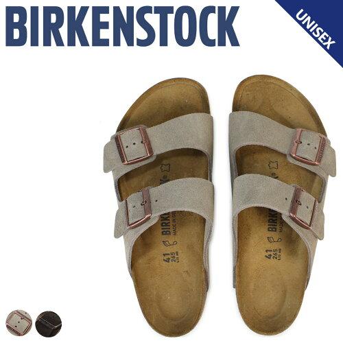 ビルケンシュトック アリゾナ メンズ レディース BIRKENSTOCK ARIZONA ビルケン サンダル 普通幅 細幅 スエード