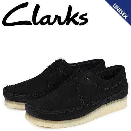 クラークス Clarks ウィーバー ブーツ メンズ レディース WEAVER スエード ブラック 26133284 [予約商品 2/22頃入荷予定 新入荷]
