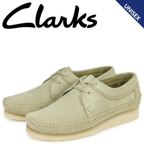 クラークス Clarks ウィーバー ブーツ メンズ レディース WEAVER メープルスエード ベージュ 26133285 [予約商品 2/22頃入荷予定 新入荷]