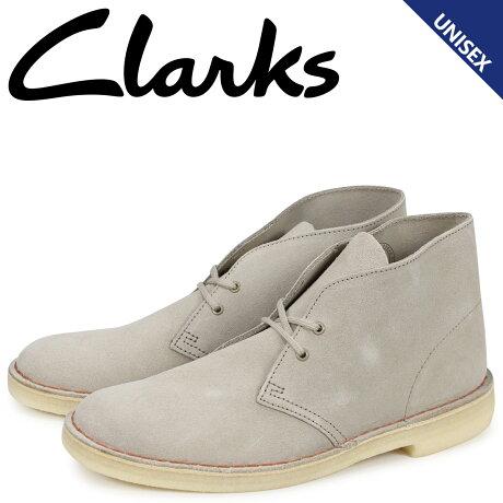 クラークス Clarks デザート ブーツ メンズ レディース DESERT BOOT スエード ベージュ 26138235 [予約商品 2/22頃入荷予定 新入荷]