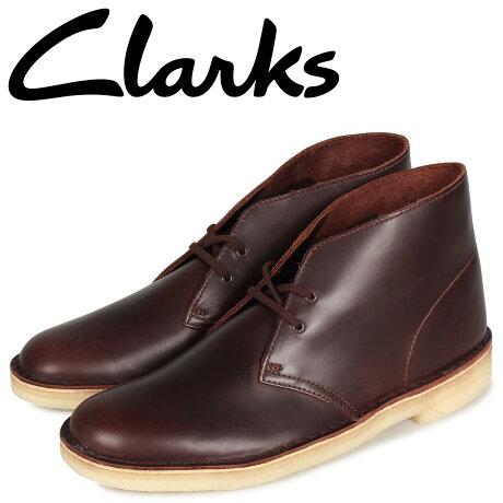 クラークス Clarks デザートブーツ メンズ DESERT BOOT ブラウン 26144228 [予約商品 10/11頃入荷予定 新入荷]