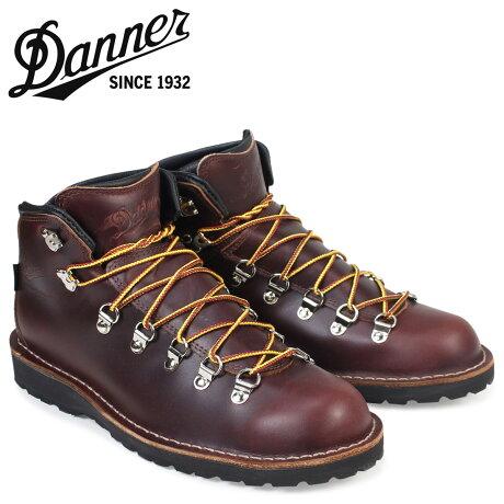 ダナー Danner ブーツ MOUNTAIN PASS 33280 MADE IN USA メンズ ブラウン