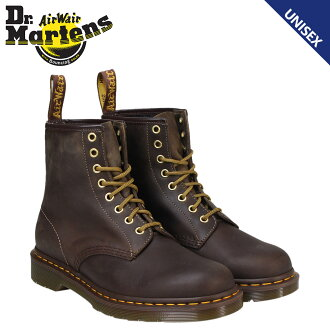 Dr. Martens Dr.Martens 1460 8 hole boots R11822200 MATERIAL UPDATES crazy a mens 8 EYE BOOTS