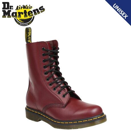 ドクターマーチン 10ホール メンズ レディース Dr.Martens 1490 ブーツ 10EYE BOOT R11857600