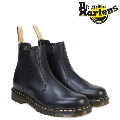 ドクターマーチン サイドゴア 2976 メンズ Dr.Martens チェルシー ブーツ R21456001 ブラック