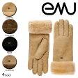 emu エミュー アポロベイ グローブ 手袋 ムートン APOLLO BAY GLOVES W9405 レディース
