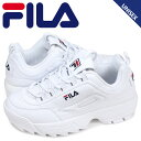 FILA フィラ ディスラプター2 スニーカー メンズ レディース DISRUPTOR 2 ホワイト 白 FS1HTB1071X
