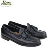 [最大2000円OFFクーポン] G.H. BASS ローファー ジーエイチバス メンズ ペニー タッセル LAWRENCE KILTIE WEEJUNS 70-80914 靴 ブラック [6/22 新入荷]
