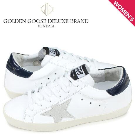 ゴールデングース Golden Goose スニーカー スーパースター レディース SNEAKERS SUPERSTAR ホワイト G34WS590 L65 [予約商品 3/4頃入荷予定 新入荷]