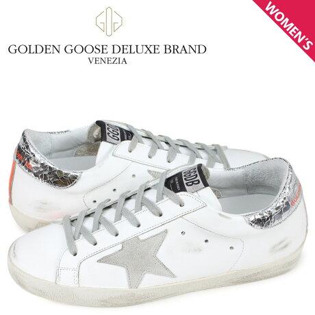 ゴールデングース Golden Goose スニーカー スーパースター レディース SNEAKERS SUPERSTAR ホワイト G34WS590 M38 [予約商品 3/4頃入荷予定 新入荷]
