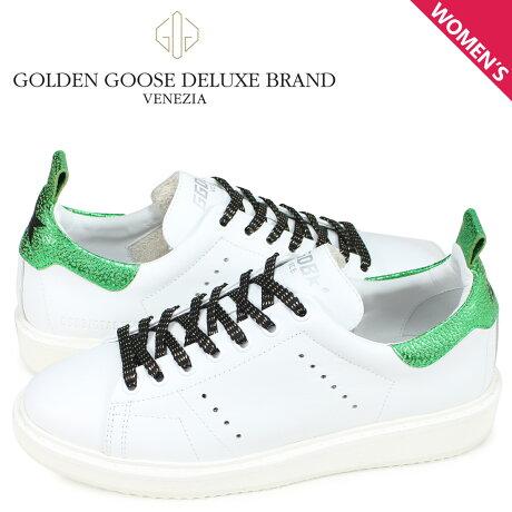 ゴールデングース Golden Goose スニーカー スターター レディース SNEAKERS STARTER ホワイト G34WS631 O8 [予約商品 3/4頃入荷予定 新入荷]