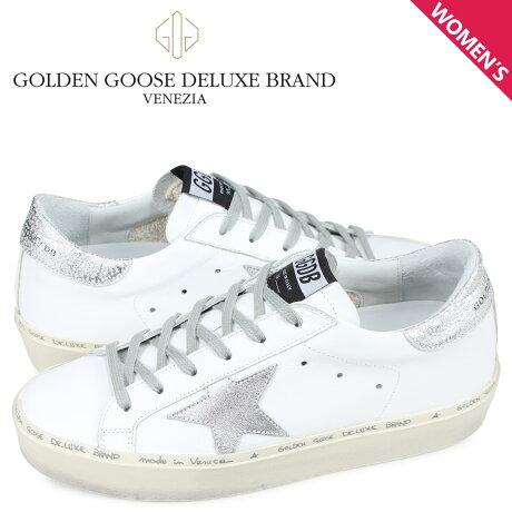 ゴールデングース Golden Goose スニーカー ハイ スター レディース 厚底 SNEAKERS HI STAR ホワイト G34WS945 B8 [予約商品 3/4頃入荷予定 新入荷]
