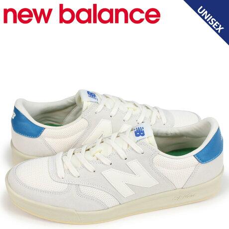 ニューバランス 300 メンズ レディース new balance スニーカー CRT300VW Dワイズ 靴 ホワイト