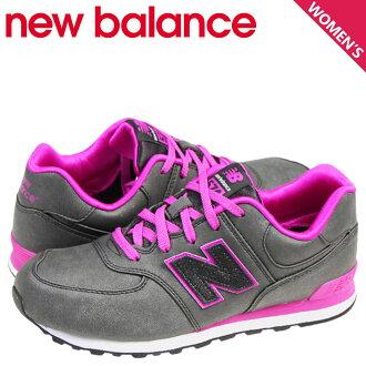 [最大2,016日圆OFF優惠券]新平衡new balance 574小孩女士運動鞋KL5741MG M懷斯鞋灰色[20]