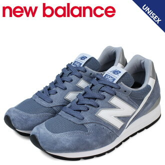 New Balance新平衡M 996 CHG Blue/Silver藍色/銀子MADE IN USA限定2016 aw新顔色人