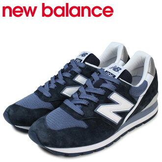 新平衡996男子的深藍new balance USA運動鞋M996CPI D懷斯鞋[預訂商品1/7左右打算進貨,追加,進貨]