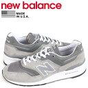 ニューバランス new balance 997 メンズ スニ...