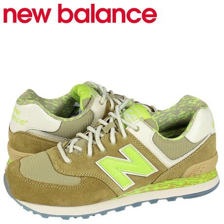 ニューバランス 574 メンズ new balance スニーカー ML574CGP Dワイズ 靴 イエロー