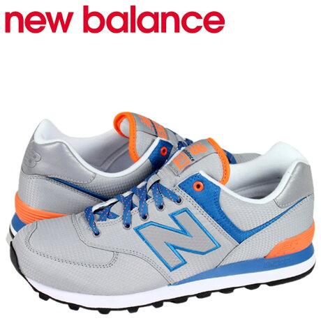 ニューバランス 574 メンズ new balance スニーカー ML574WBG Dワイズ 靴 グレー