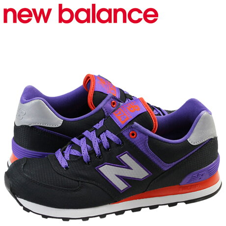 ニューバランス 574 メンズ new balance スニーカー ML574WBK Dワイズ 靴 ブラック