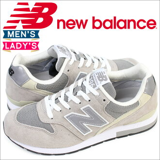 New balance new balance MRL996AG sneakers D wise suede x mesh mens Womens cool grey unisex [12 / 19 new stock] [regular]