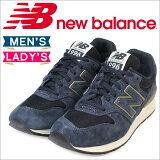 ニューバランス996メンズレディースnewbalanceスニーカーMRL996HBDワイズ靴ネイビー
