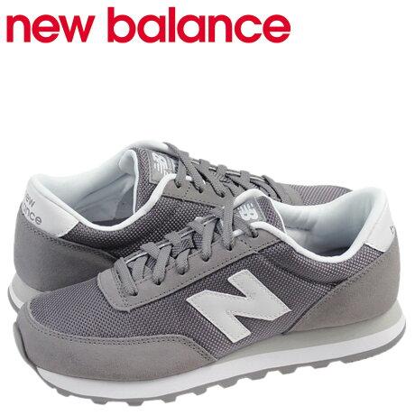 ニューバランス 501 レディース メンズ new balance スニーカー WL501BGW Bワイズ 靴 グレー