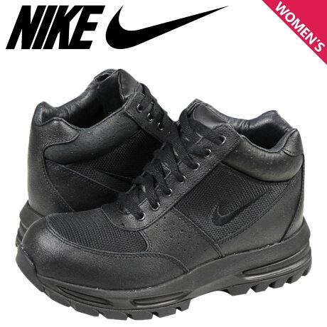 ナイキ NIKE スニーカー ブーツ レディース GO AWAY ACG TRAIL BOOT GS 375509-001 靴 ブラック 【9000足】【CLEARANCE】【返品不可】