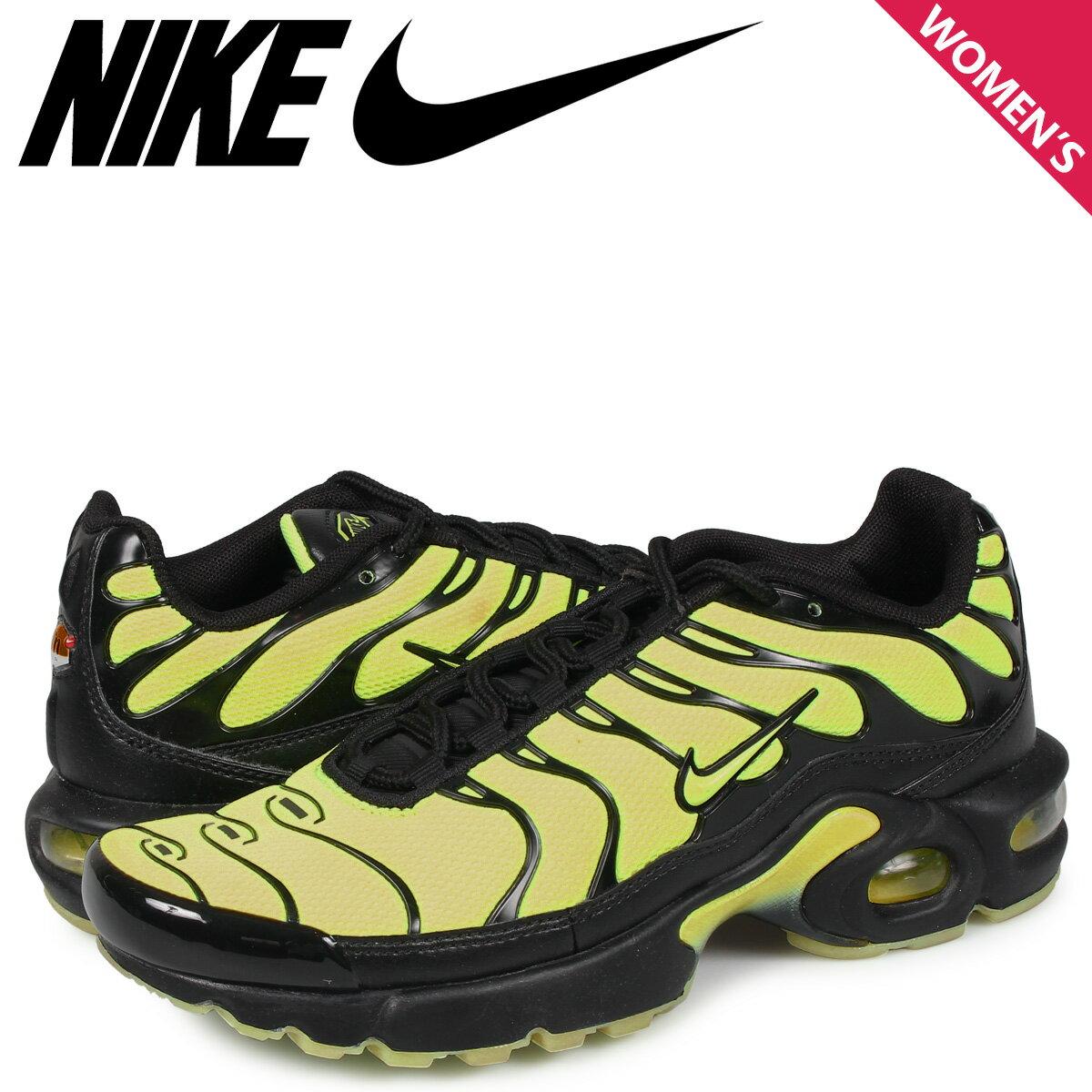 レディース靴, スニーカー NIKE AIR MAX PLUS QS BG 921073-003