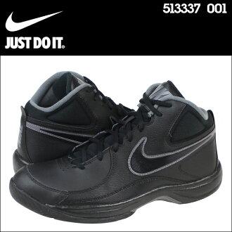 Nike 耐克運動鞋誇大七 513337-001 男鞋黑色