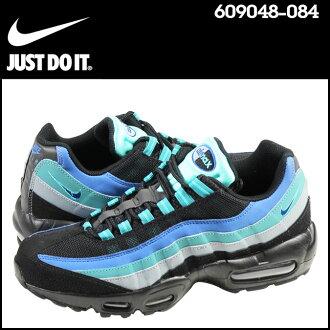 耐克 NIKE Air Max 運動鞋空氣馬克斯 95 空氣 Max 95 609048-084 男鞋黑藍色