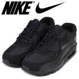 ナイキNIKEエアマックスメンズスニーカーAIRMAX90ESSENTIAL537384-090靴ブラック