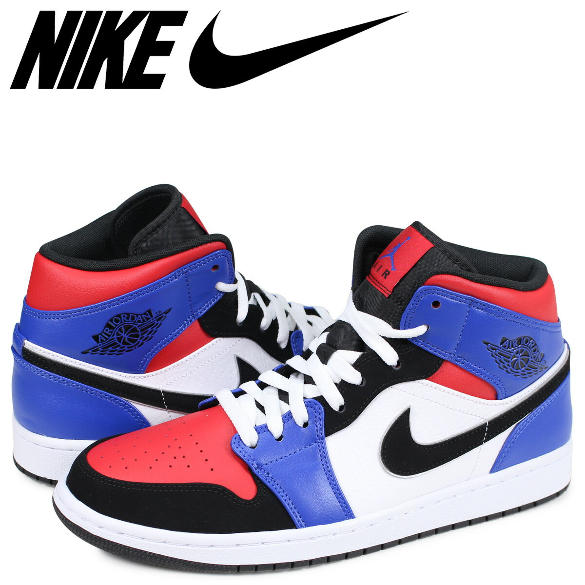 メンズ靴, スニーカー NIKE AIR JORDAN 1 MID TOP3 1 554724-124