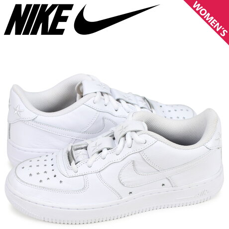 NIKE AIR FORCE 1 LOW GS INDEPENDENCE DAY PACK ナイキ エアフォース1 スニーカー レディース ホワイト 白 AR0688-100 [予約商品 4/3頃入荷予定 新入荷]