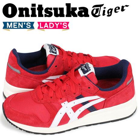 オニツカタイガー タイガー アリー Onitsuka Tiger TIGER ALLY メンズ レディース スニーカー 1183A029-600 レッド [8/2 新入荷]