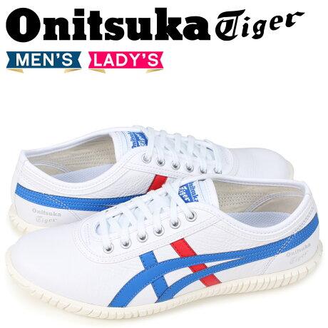 オニツカタイガー ツナヒキ Onitsuka Tiger TSUNAHIKI メンズ レディース スニーカー 1183A084-100 ホワイト [8/2 新入荷]