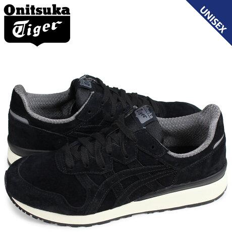 オニツカタイガー Onitsuka Tiger タイガー アリー スニーカー メンズ レディース TIGER ALLY ブラック D701L-9090 [3/5 新入荷]