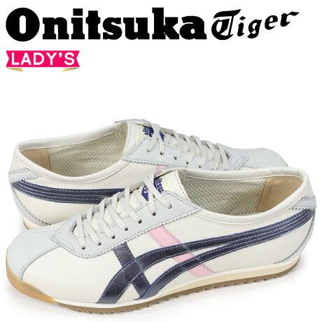 オニツカタイガー リンバー 66 Onitsuka Tiger LIMBER 66 PRESTIGE レディース スニーカー OT6000-0250 アイボリー [8/2 新入荷]