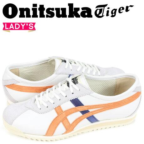 オニツカタイガー リンバー 66 Onitsuka Tiger LIMBER 66 PRESTIGE レディース スニーカー OT6000-100 ホワイト [8/2 新入荷]