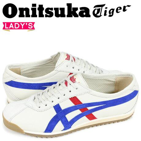 オニツカタイガー リンバー 66 Onitsuka Tiger LIMBER 66 PRESTIGE レディース スニーカー OT6000-9942 オフホワイト [8/2 新入荷]