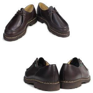パラブーツミカエルPARABOOTMICHAELシューズチロリアンシューズ715612メンズ靴ブラウン[8/7新入荷]