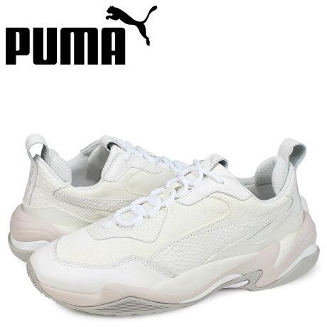 プーマ PUMA サンダーデザート スニーカー メンズ THUNDER DESERT ホワイト 367997-03 [3/13 再入荷]