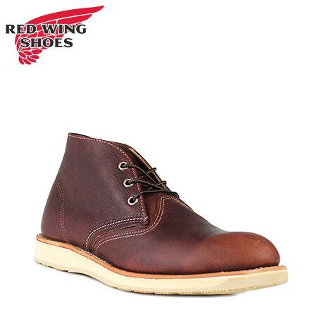 レッドウィング RED WING ブーツ チャッカブーツ CLASSIC CHUKKA クラシック チャッカ Dワイズ 3141 ワークブーツ メンズ