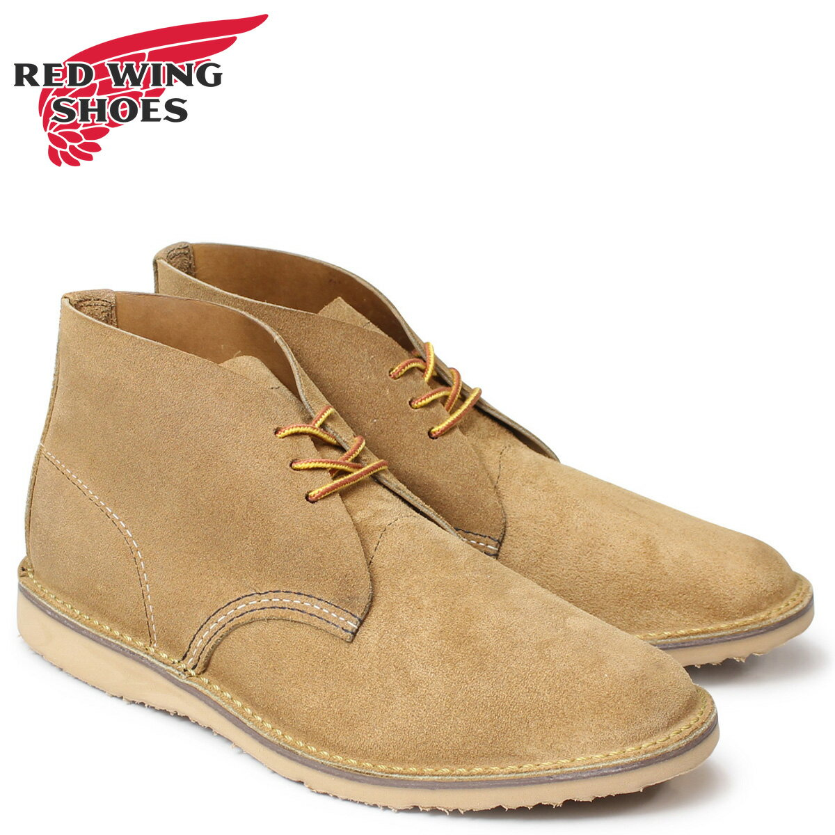 ブーツ, チャッカ 2000OFF RED WING WEEKENDER CHUKKA D 3321