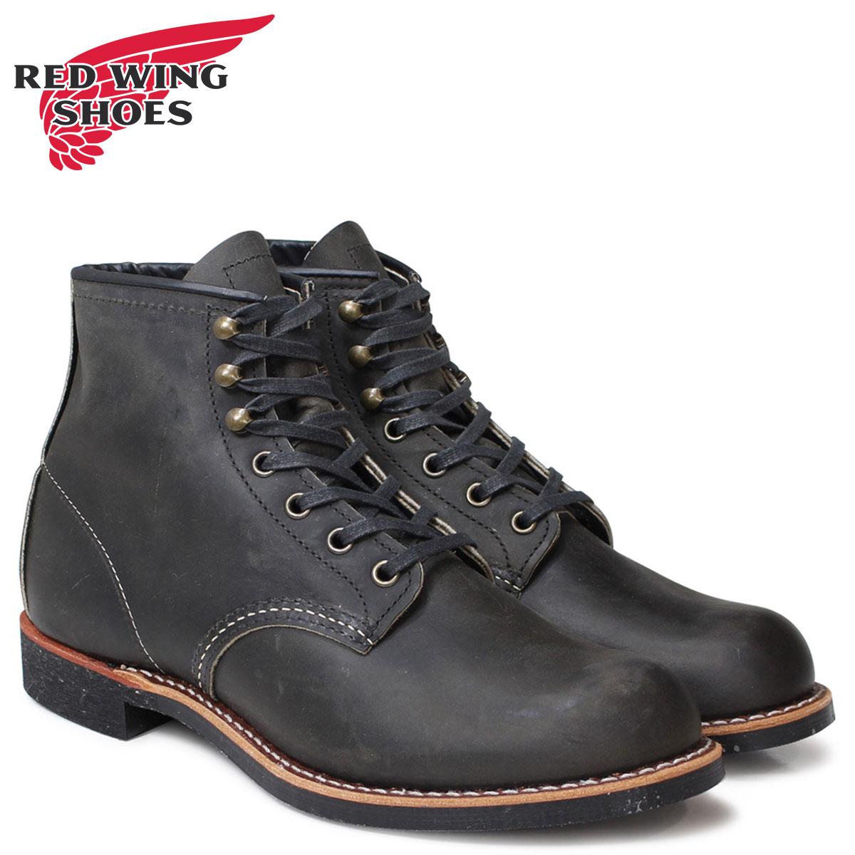 ブーツ, ワーク  RED WING BLACKSMITH ROUND TOE D 3341