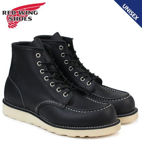 レッドウィング RED WING ブーツ 6インチ クラシック 6INCH CLASSIC MOC モック Dワイズ 9075 8130 メンズ レディース