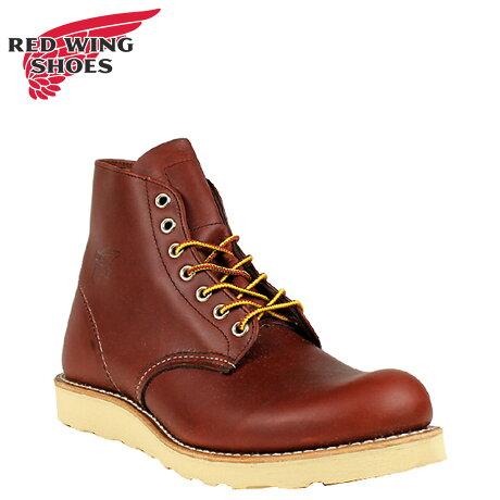 レッドウィング RED WING ブーツ アイリッシュセッター 6INCH ROUND TOE 6インチ ラウンド トゥ Dワイズ 9105 カッパー メンズ