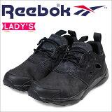 リーボックフューリーライトスニーカーReebokレディースJungleGirlコラボFURYLITESTONEAR2659靴ブラック